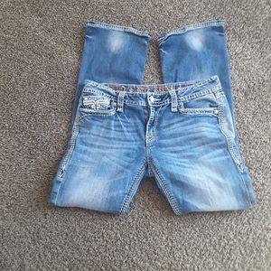 Rock Revival Abbie Boot Cut Jean's Women's Size 32